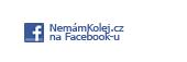 NemámKolej.cz na Facebook-u